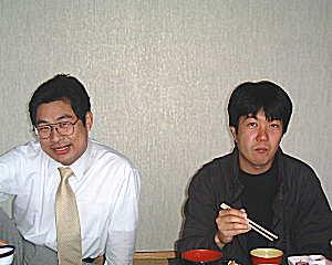 名古屋の松田さんと徳島の蔦谷さんに関する画像