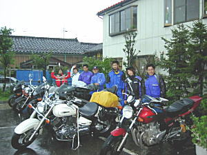 ツーレポ 初日(佐渡島入った!)編 8/14(WED)に関する画像